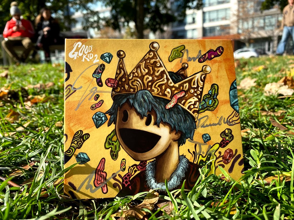 Good Kid 2 CD
