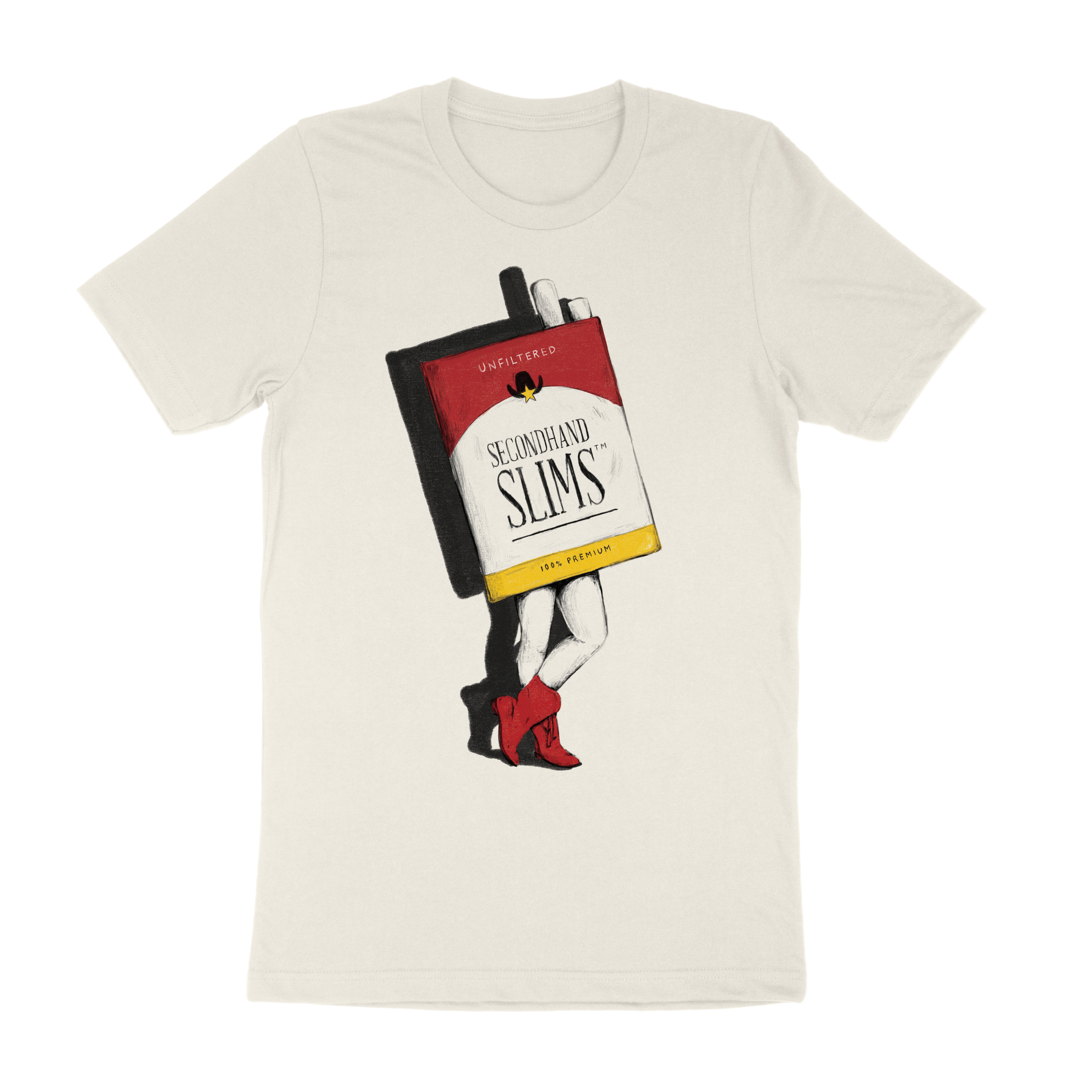 Secondhand Slims Tee