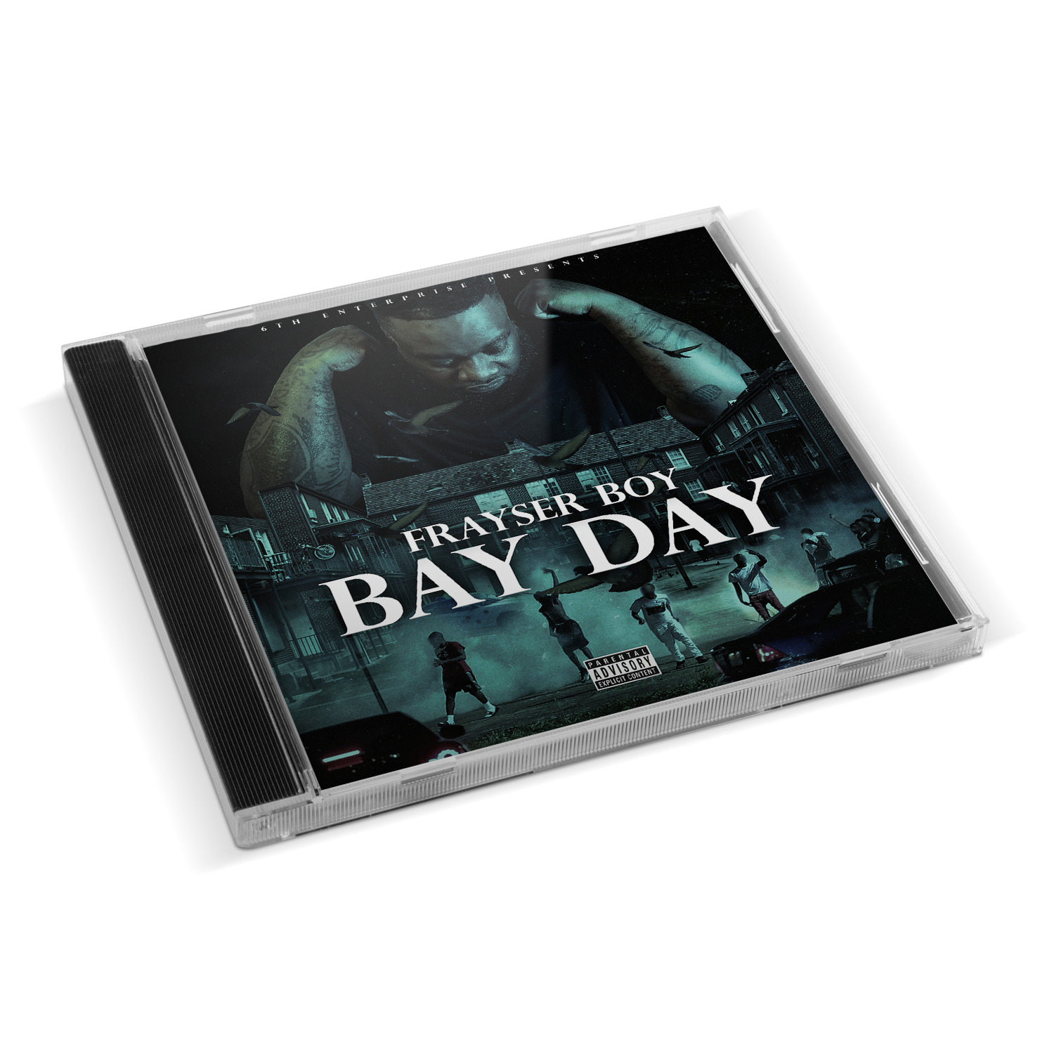 Frayser Boy - Bay Day
