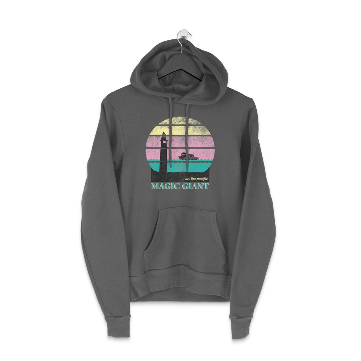 On the Pacific Cozy Hoodie