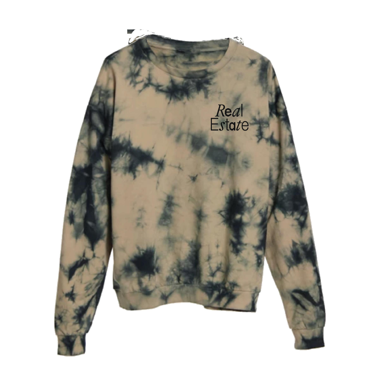 Box Logo - Bleached Crewneck Sweatshirt