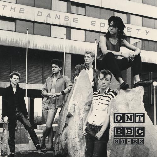 DANSE SOCIETY - On't BBC LP