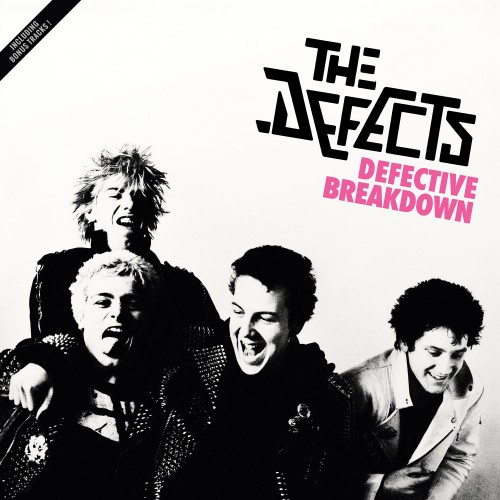 DEFECTS, THE - Defective Breakdown LP