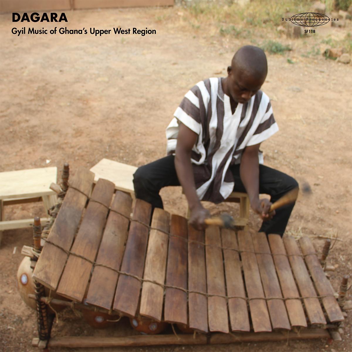 DAGARA- Gyil Music of Ghana's Upper West Region