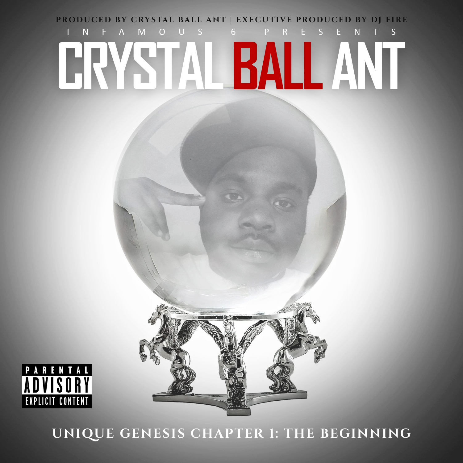 Crystal Ball Ant - Unique Genesis Chapter 1: The Beginning