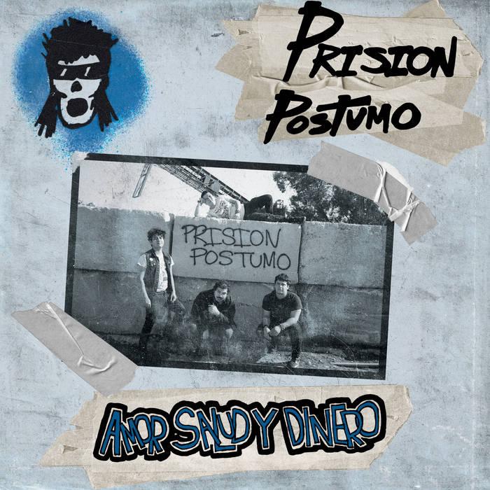 PRISION POSTUMO -  Amor, Salud, y Dinero LP