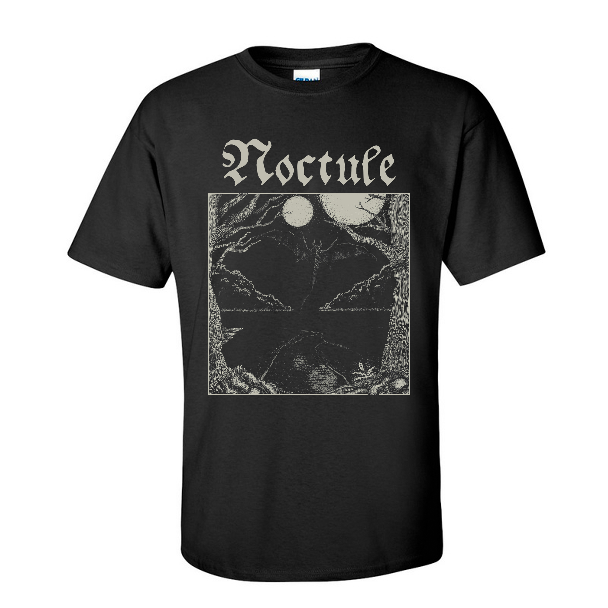 Noctule - Wretched Abyss shirt PRE-ORDER