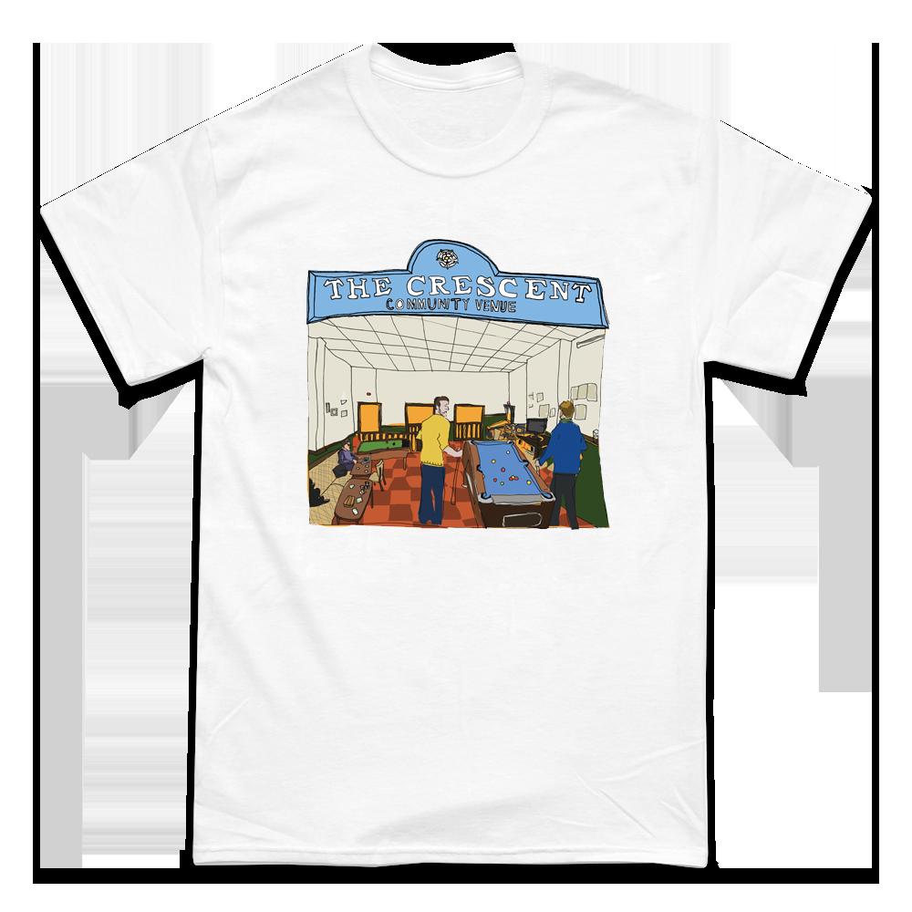 'Games Room' T-Shirt (White)