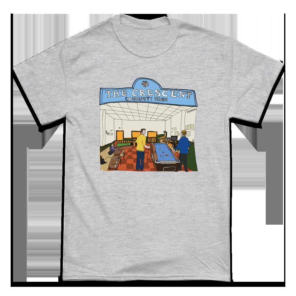 'Games Room' T-Shirt (Sports Grey)