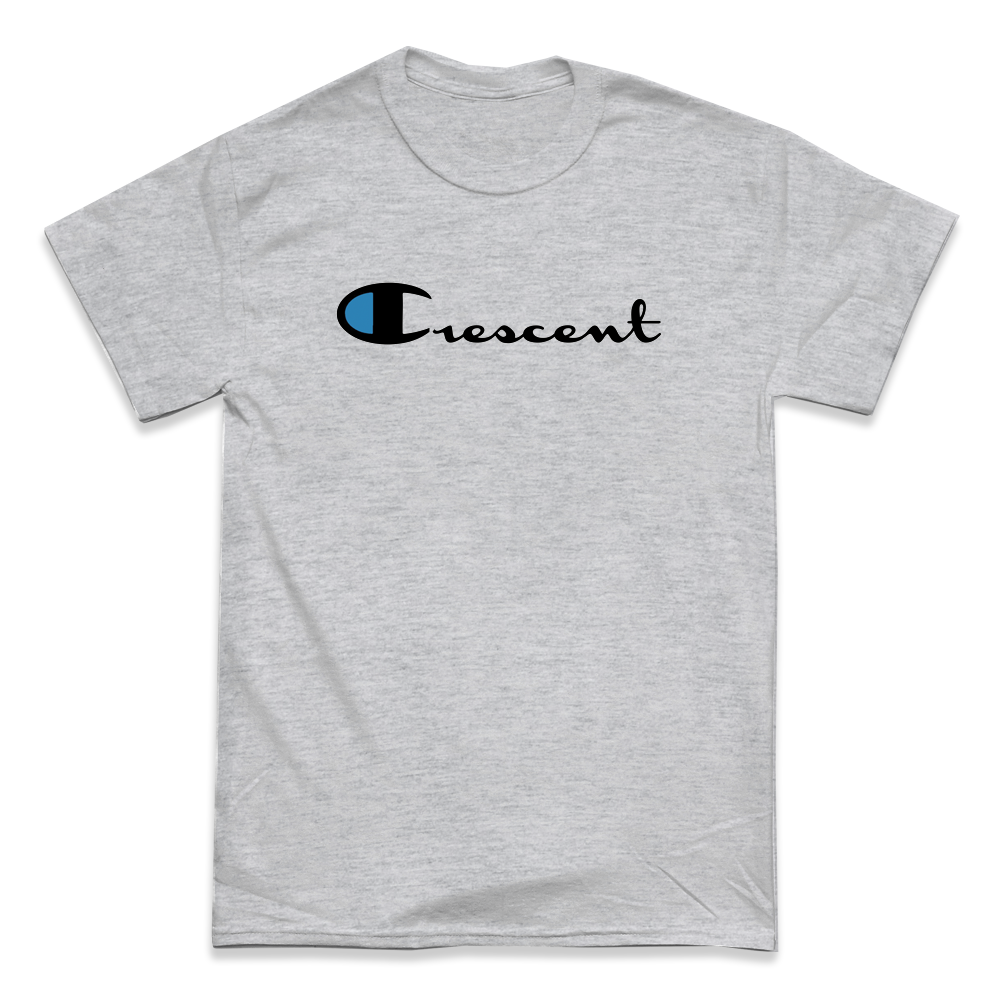 'Champ' T-Shirt (Sports Grey)