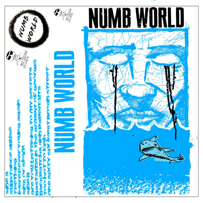 Я *SOLD OUT* DISTRO - Numb World