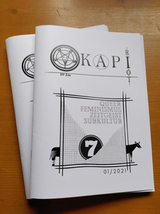 Okapi Riot #7