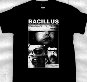 BACILLUS T-SHIRT [preorder]
