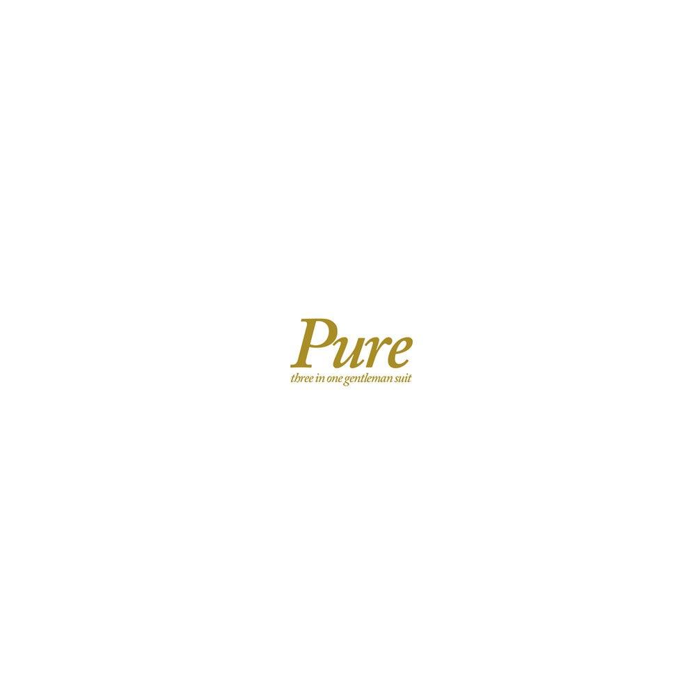 Three In One Gentleman Suit - Pure LP (white vinyl)