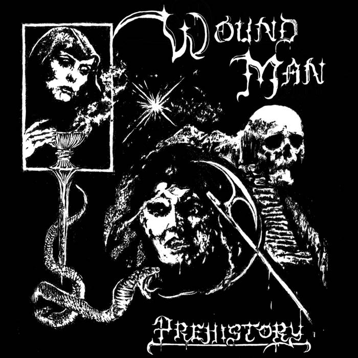 WOUND MAN - Prehistory 7