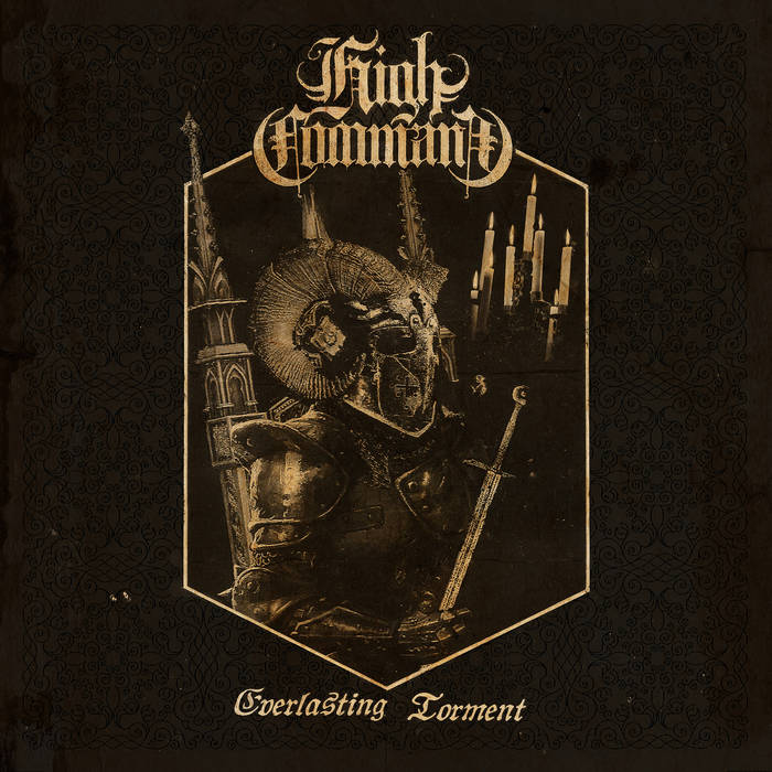 -sold out- High Command 'Everlasting torment' 7