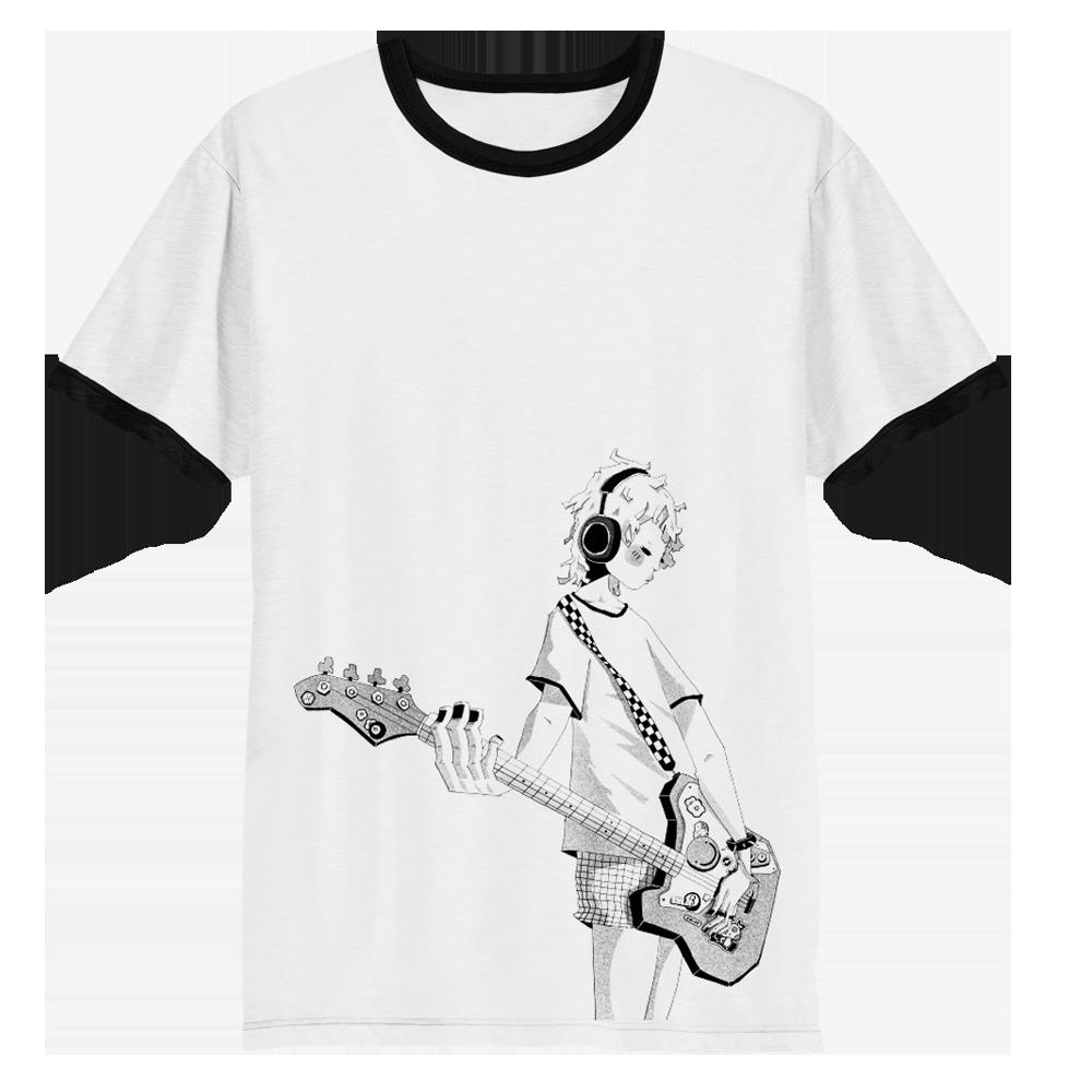 Guitar Ringer Tee