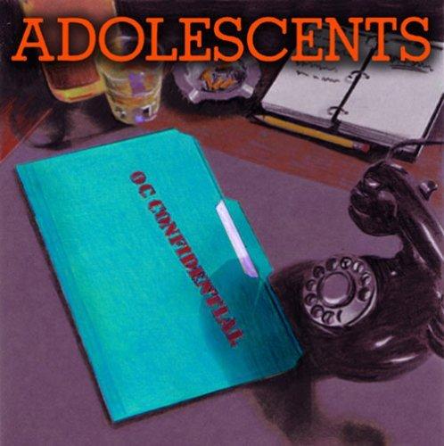 The Adolescents - OC confidential
