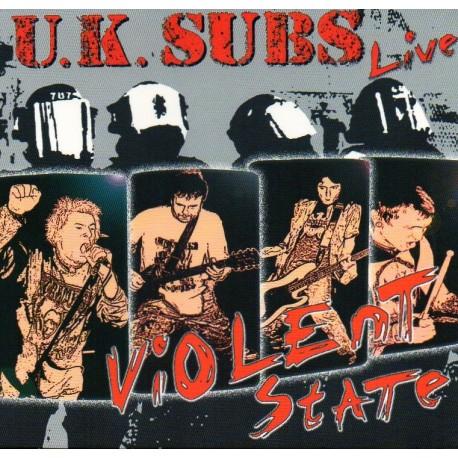 U.K. Subs - Violent State