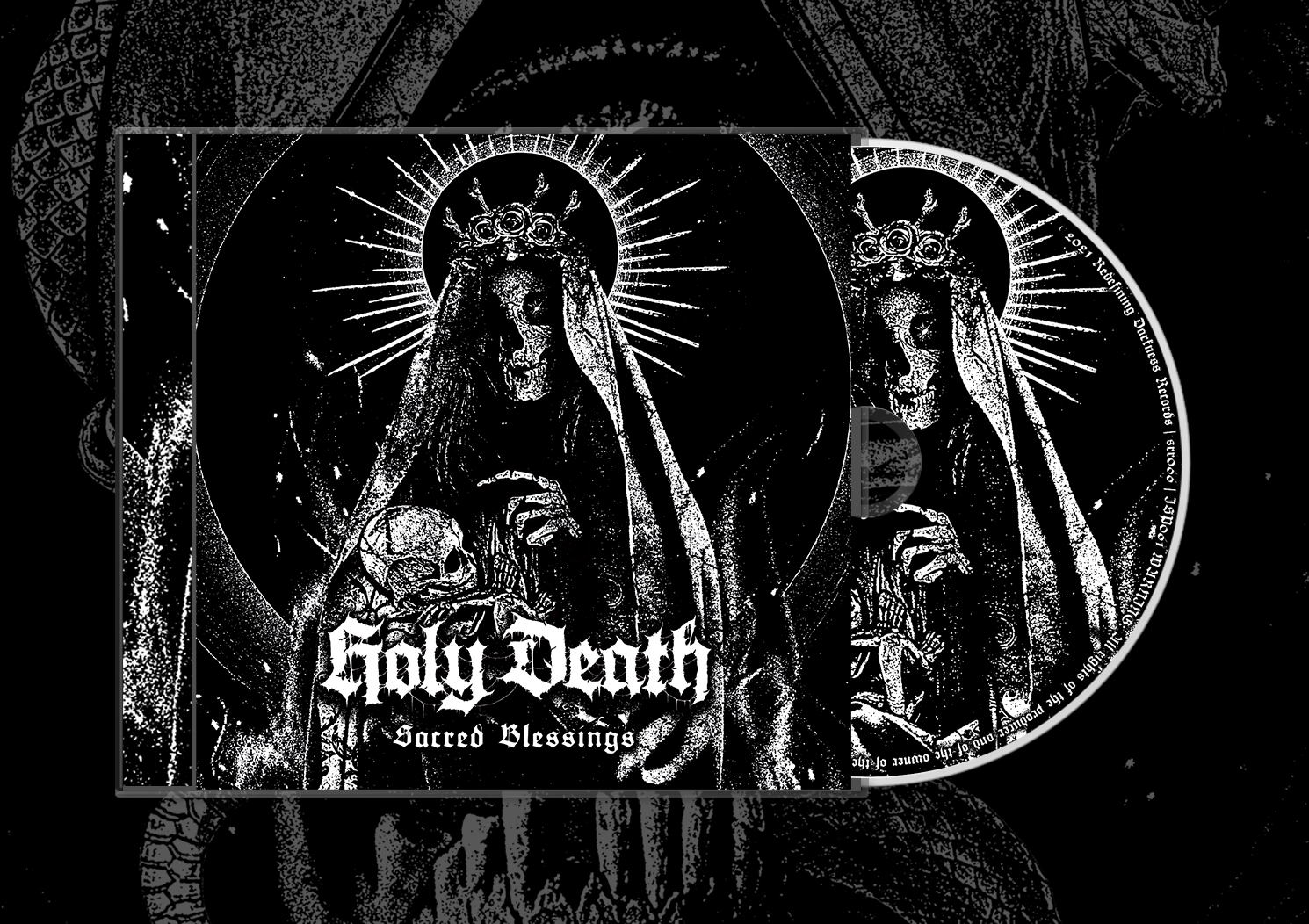 HOLY DEATH - Sacred Blessings