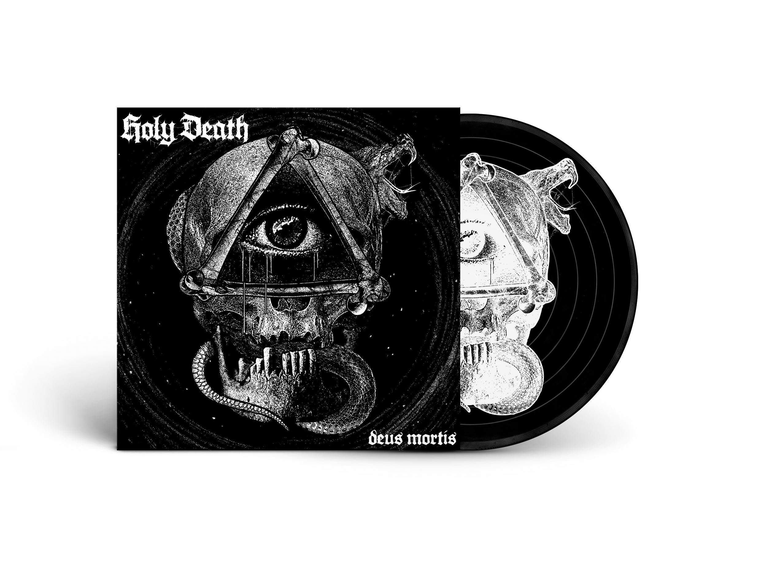 HOLY DEATH - Deus Mortis