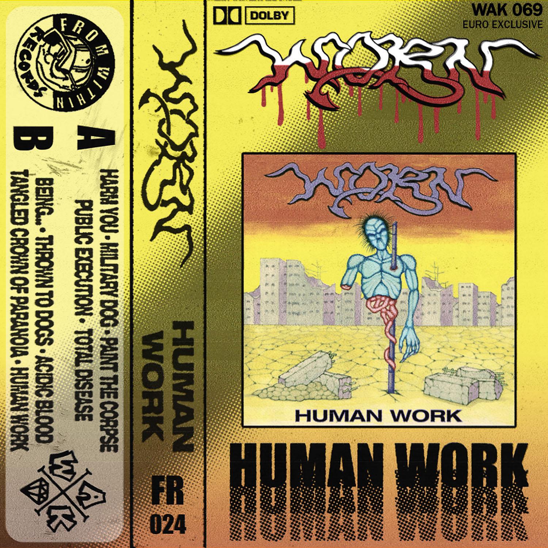 Worn - Human work CS