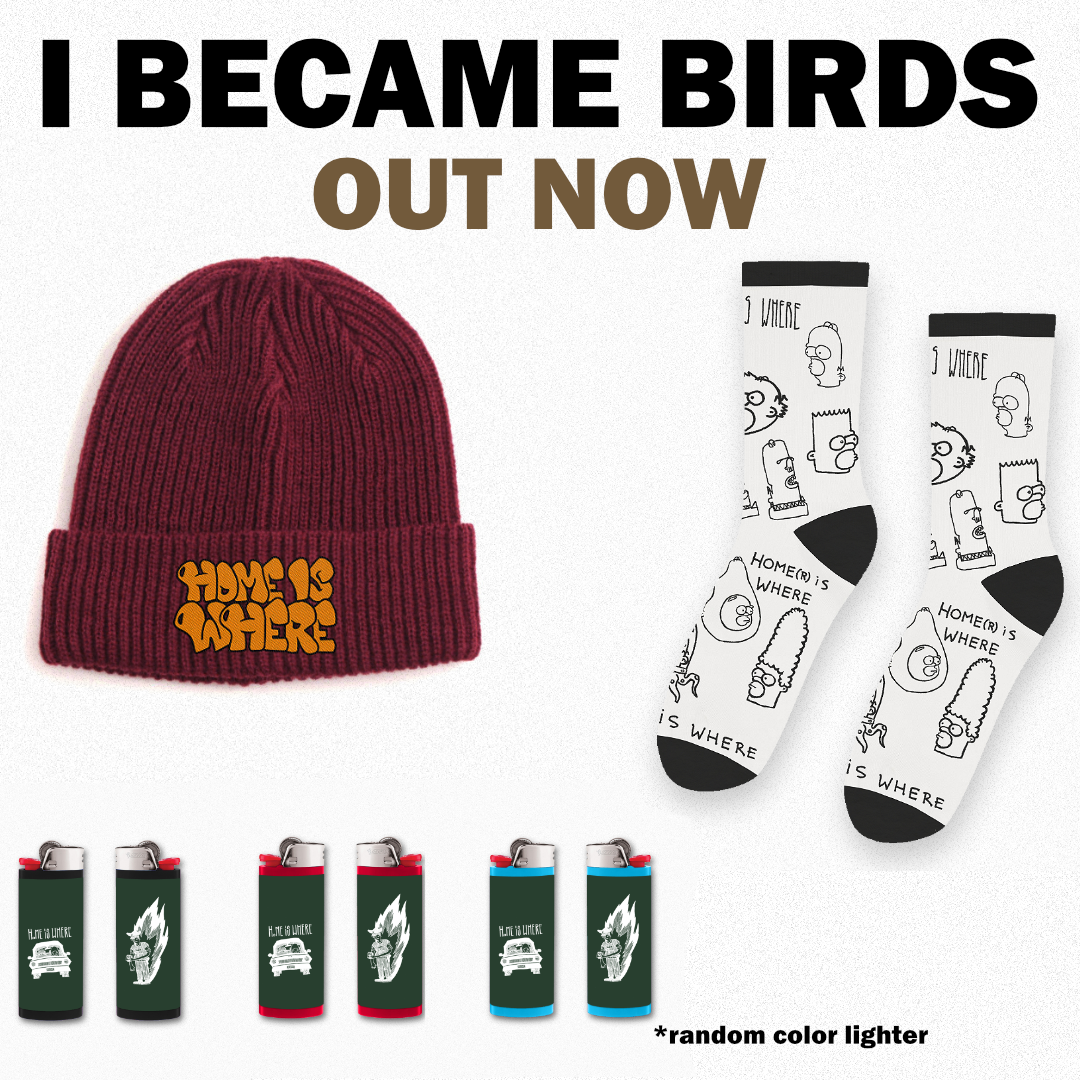 I Became Birds Bundle