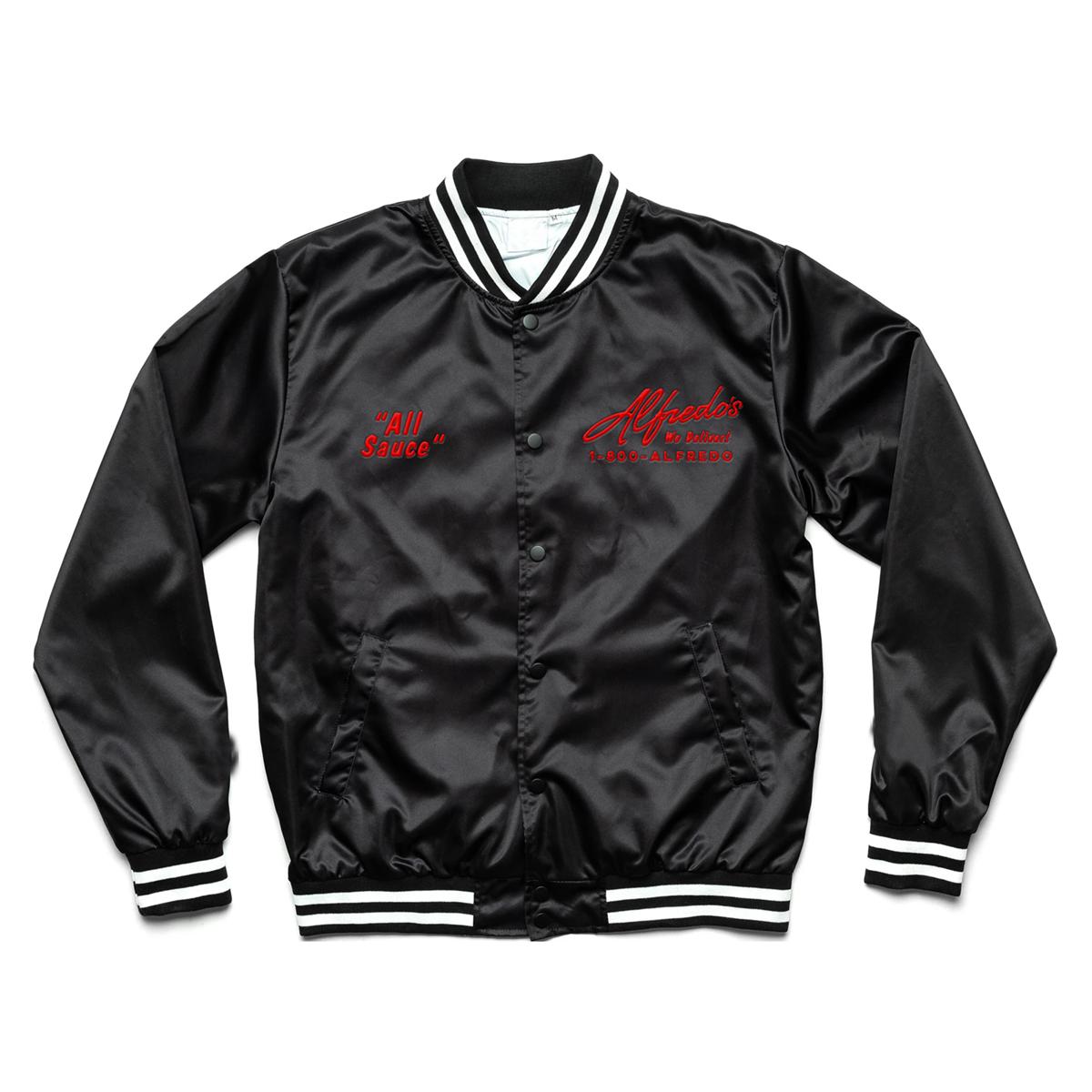 Alfredo's Delivery Jacket - Black