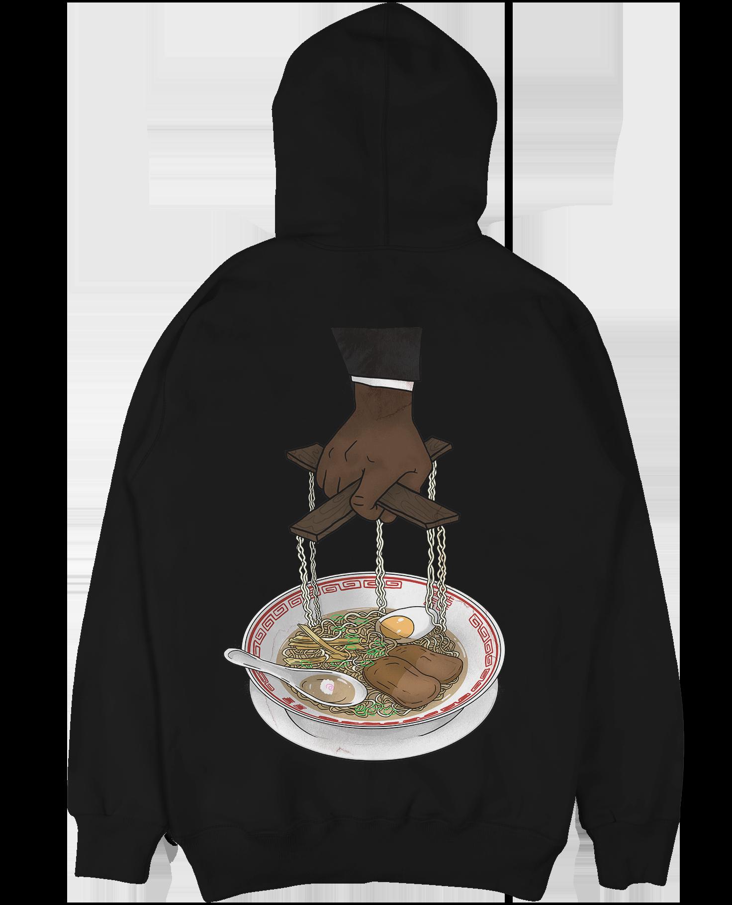 Alfredo's Tokyo Hoodie