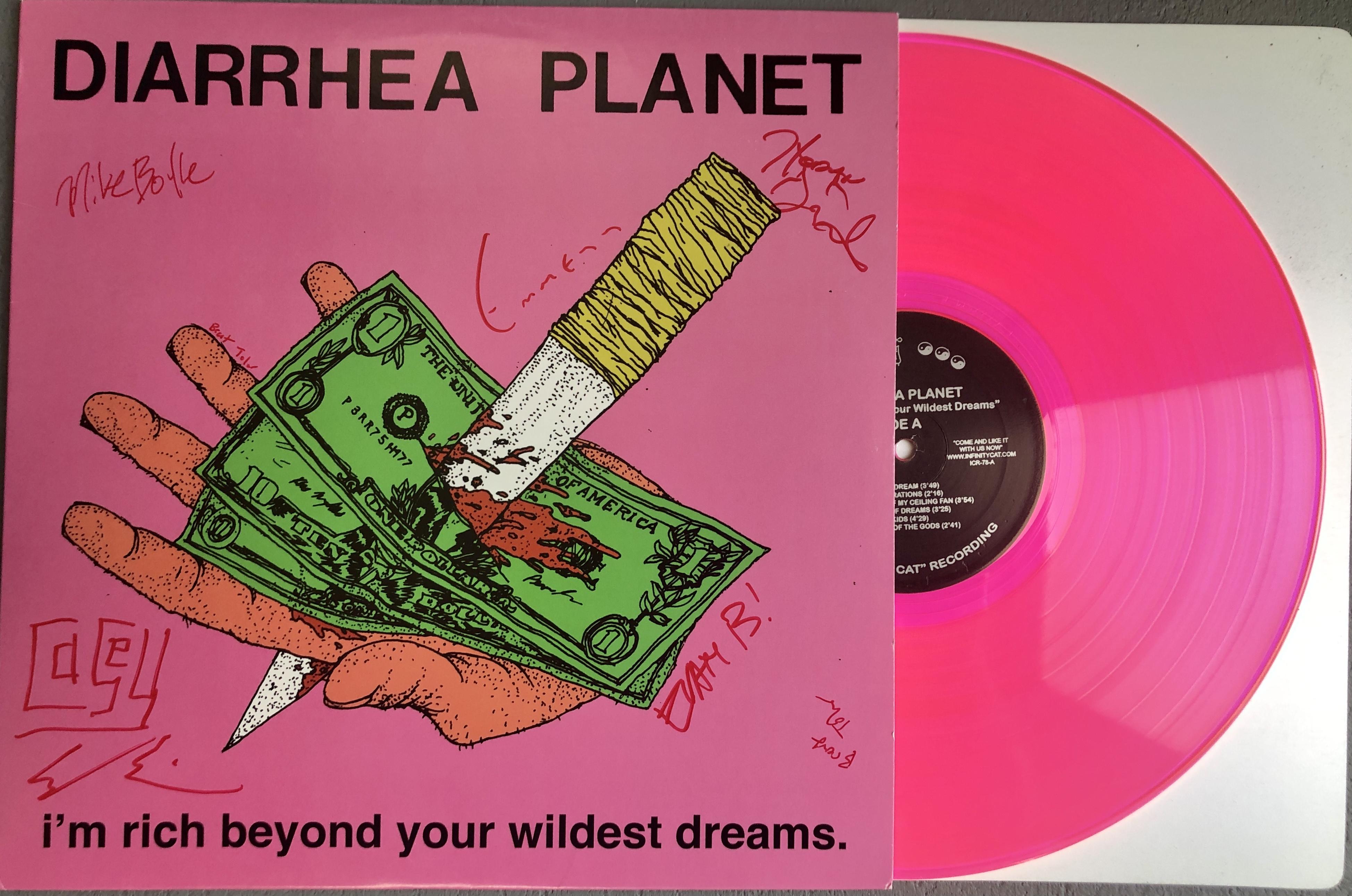 "Diarrhea Planet ""I'm Rich Beyond Your Wildest Dreams"""