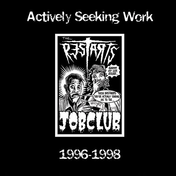 The Restarts - Actively Seeking Work 1996-1998
