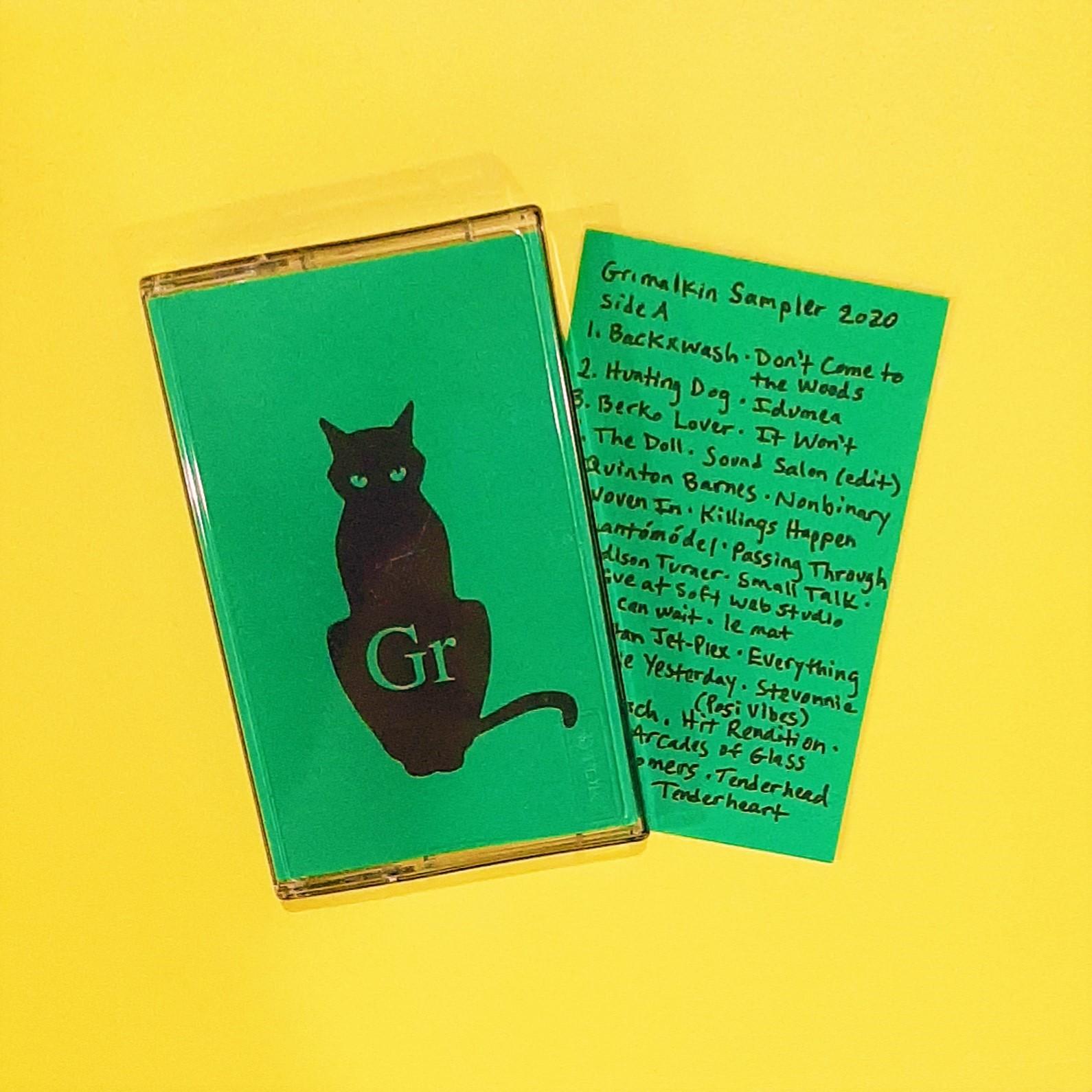 Grimalkin Sampler (Grimalkin Records)