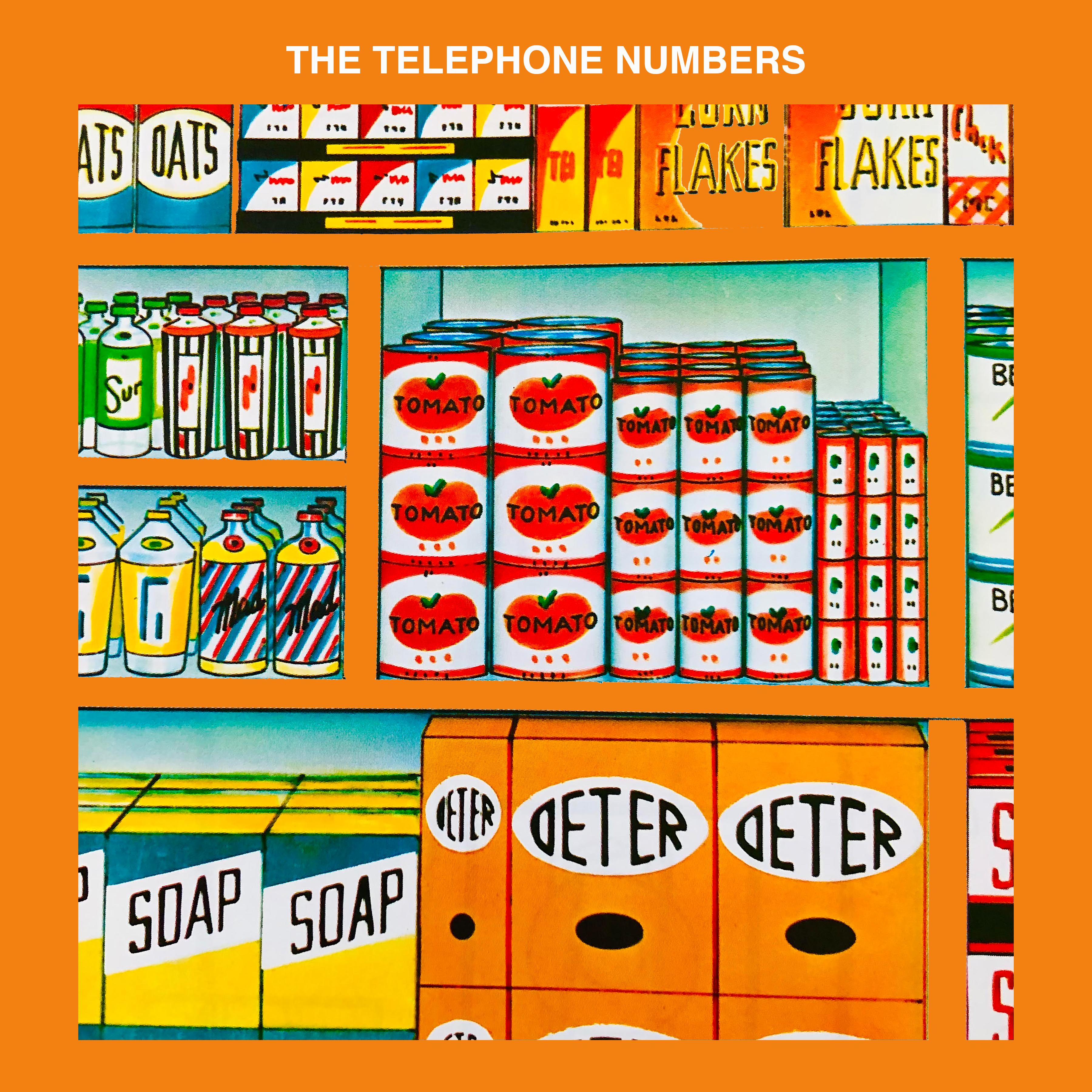The Telephone Numbers - The Ballad Of Doug