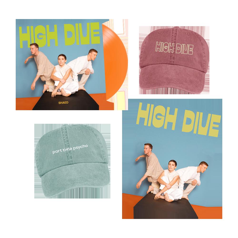 Vinyl + Hat Bundle
