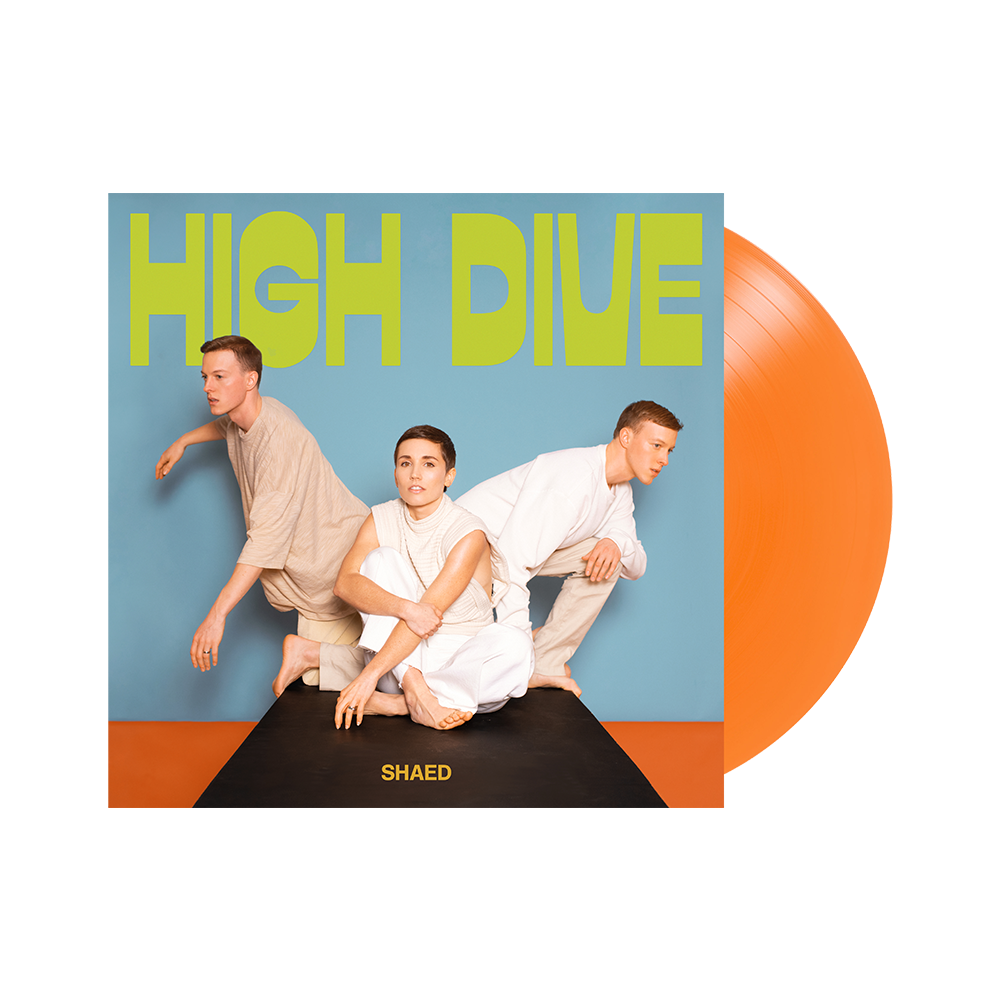 HIGH DIVE Vinyl