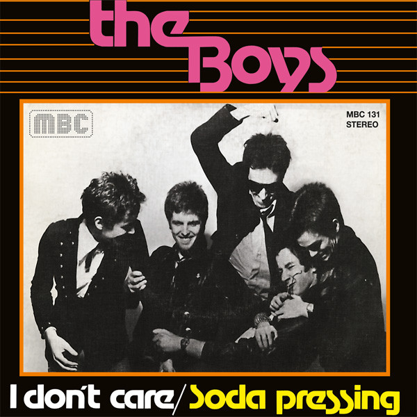 BOYS, THE - I Don't Care 7