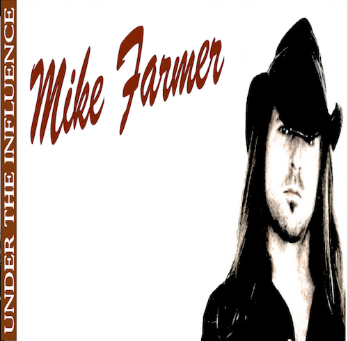Mike Farmer - Under The Influence - Limited Edition 2 CD Gatefold + Downloads
