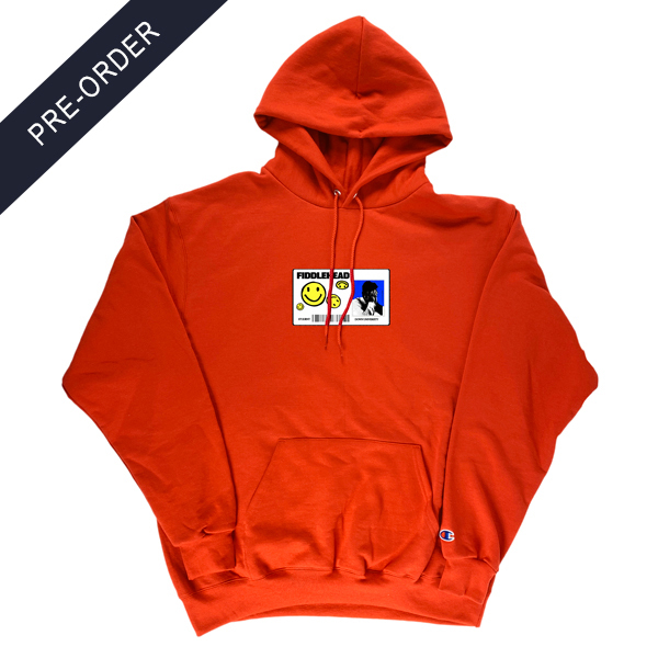 Fiddlehead - ID Card Hoodie Sweatshirt