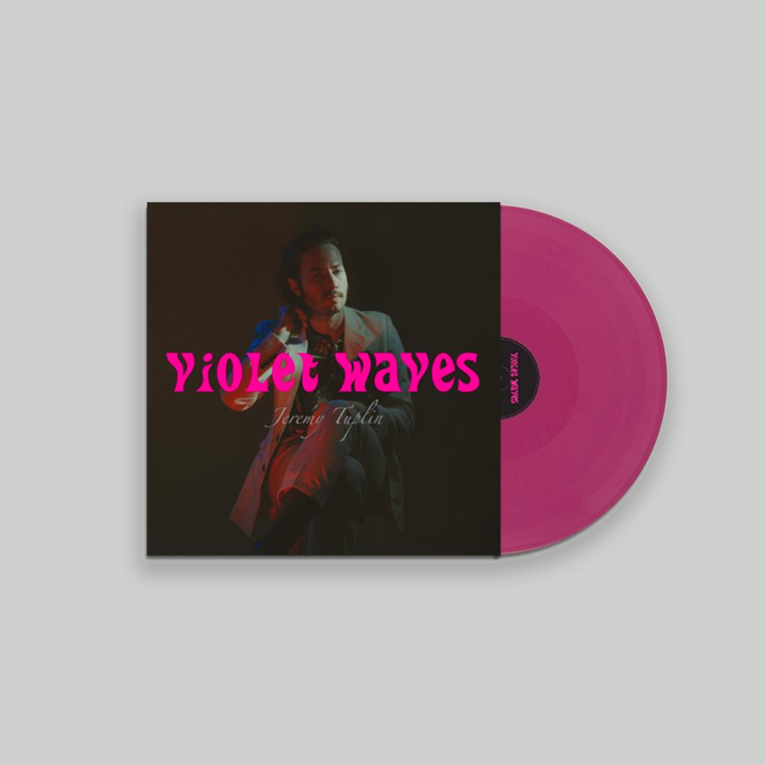Jeremy Tuplin | Violet Waves