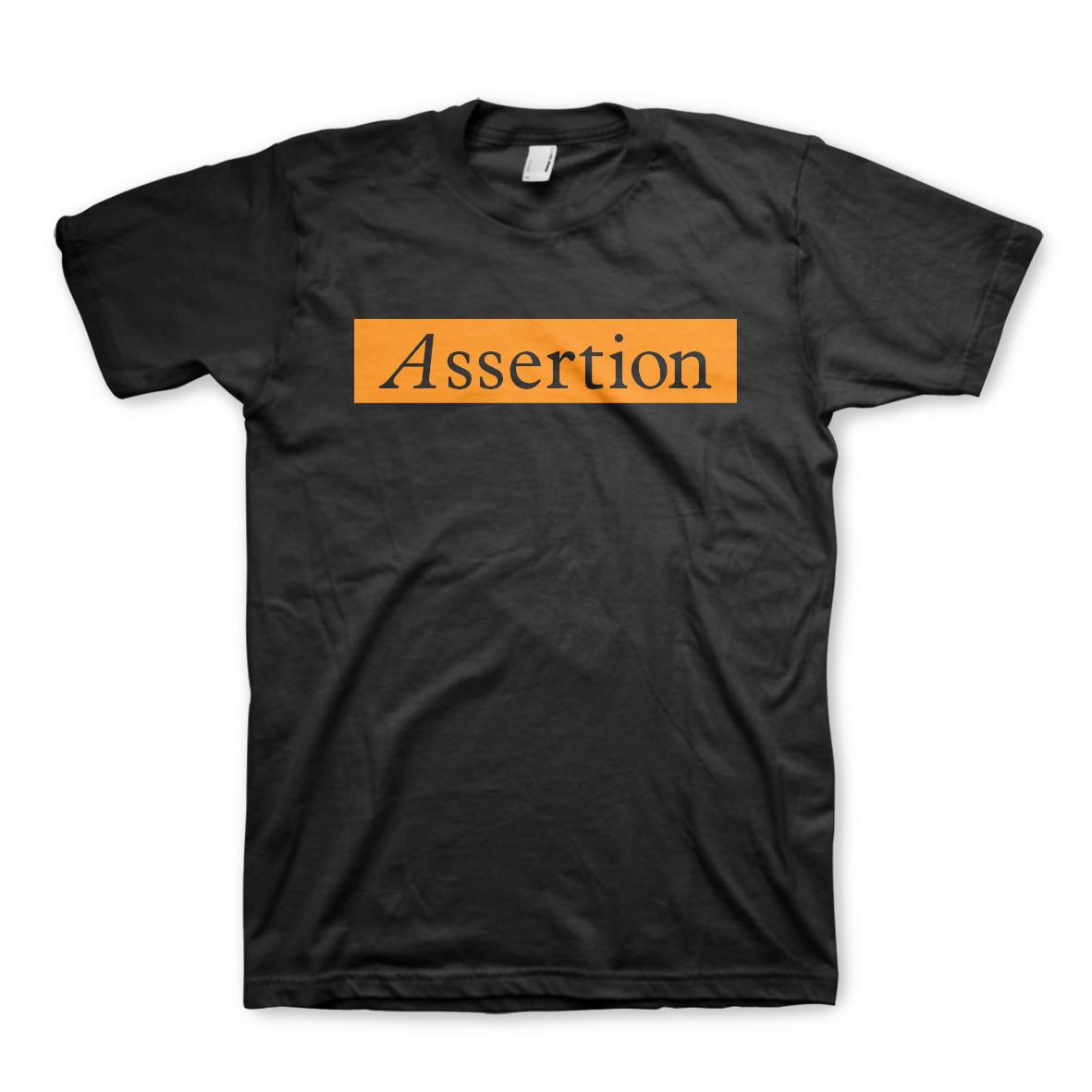 Assertion - Logo T-Shirt