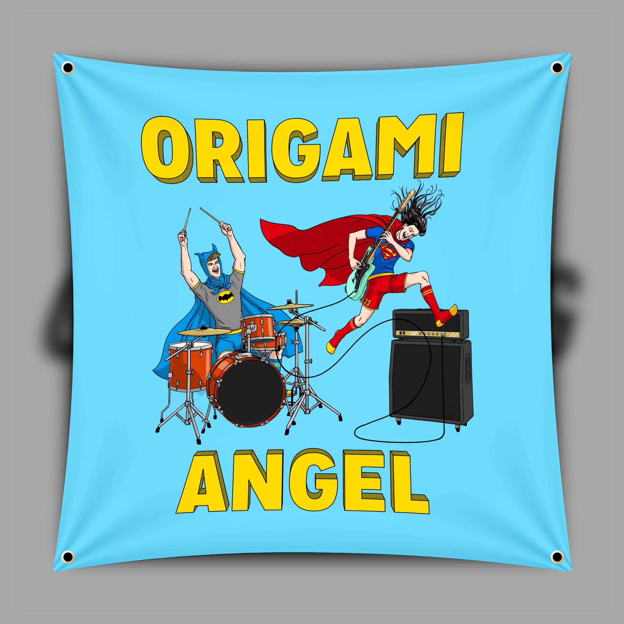 ORIGAMI FLAG