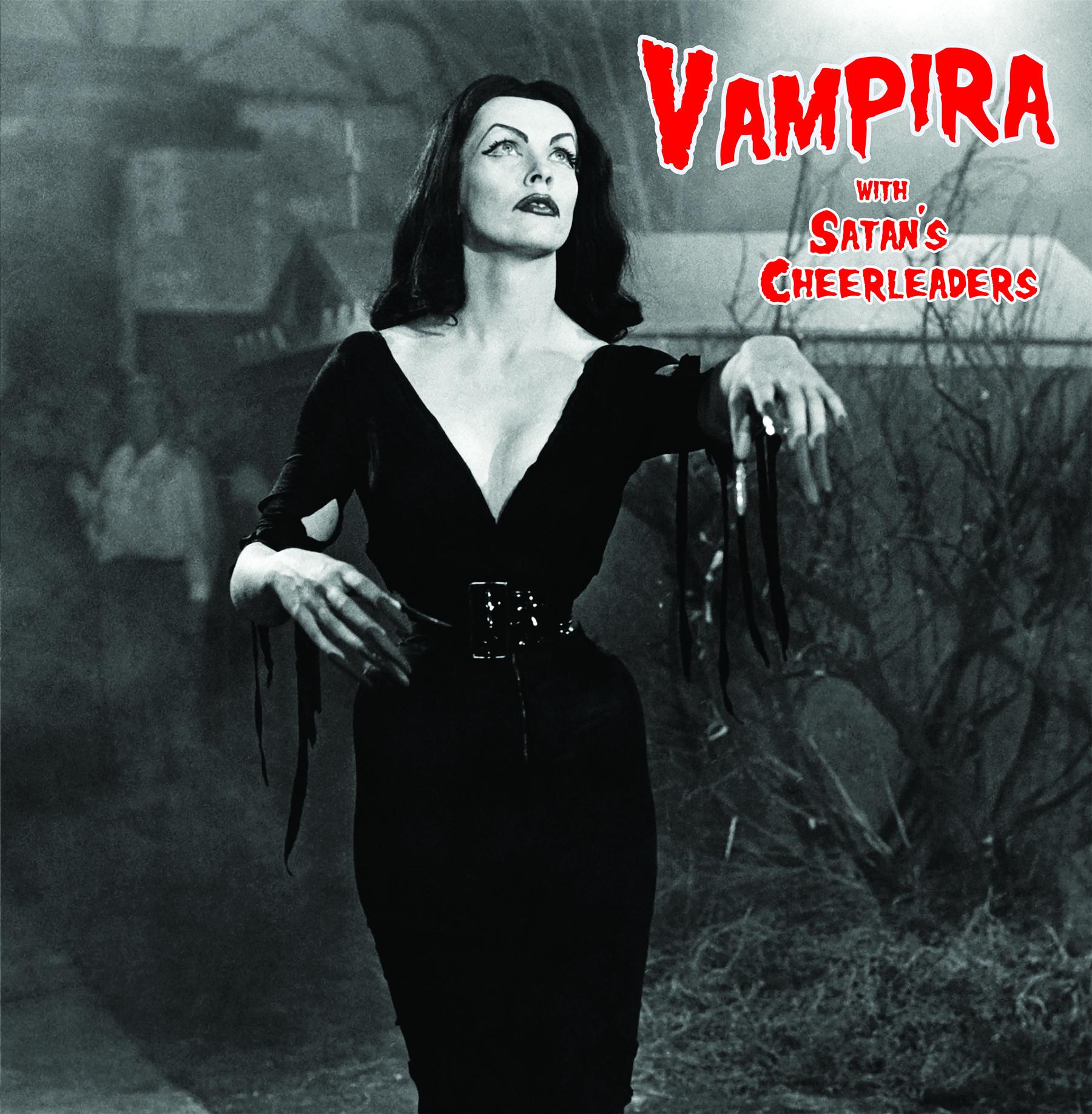 Vampira with Satan's Cheerleaders