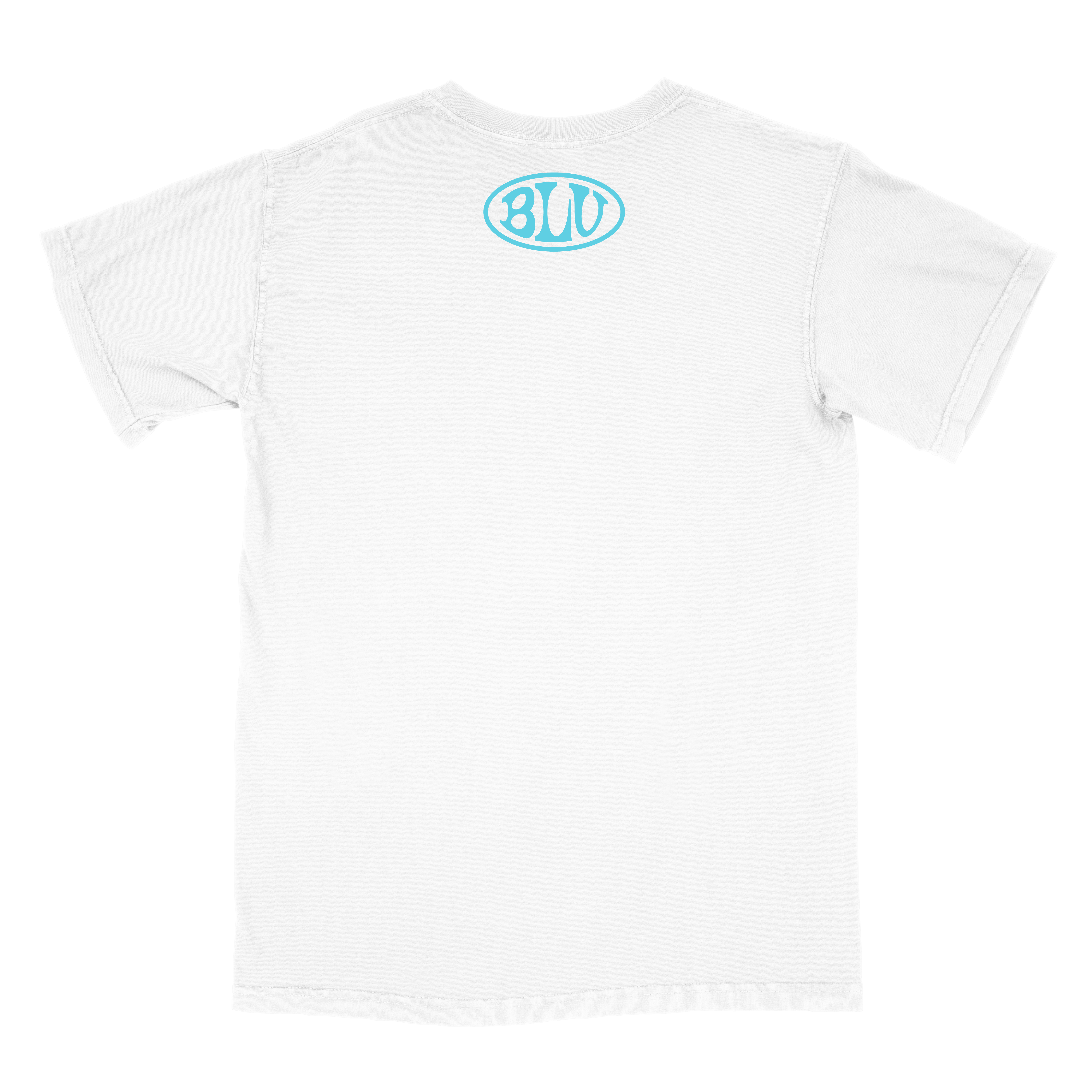 How Did We Get Here Tee (White)