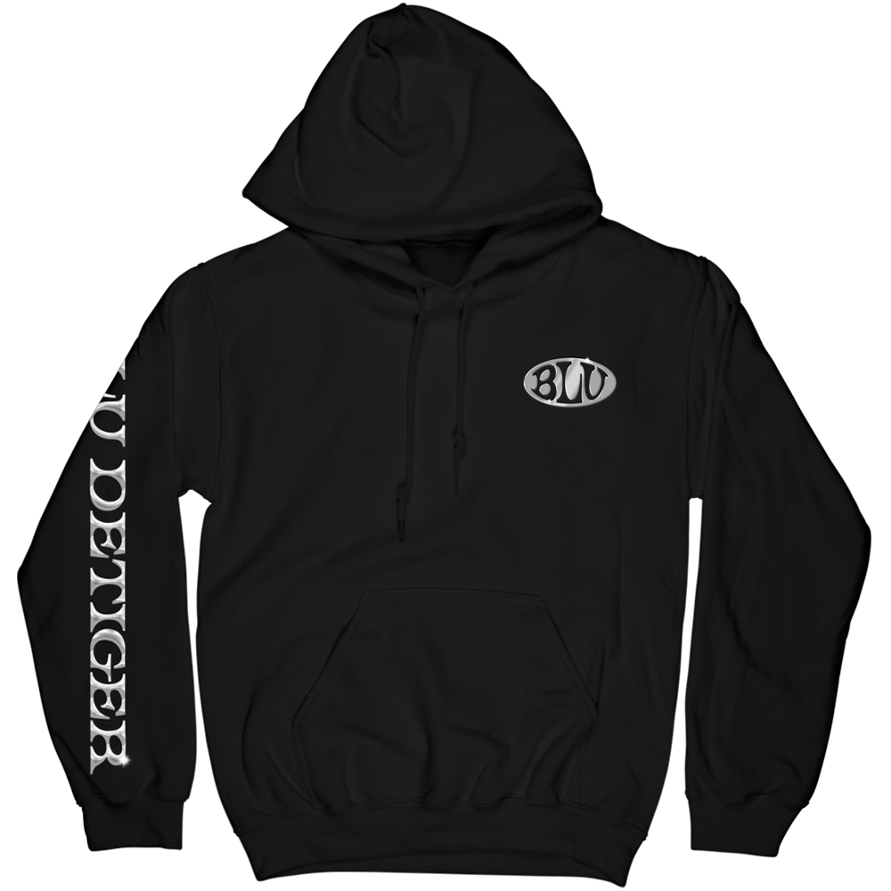 How Did We Get Here Hoodie (Black)