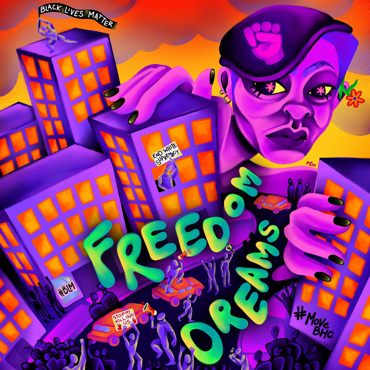 -sold out- Move - Freedom dreams 7