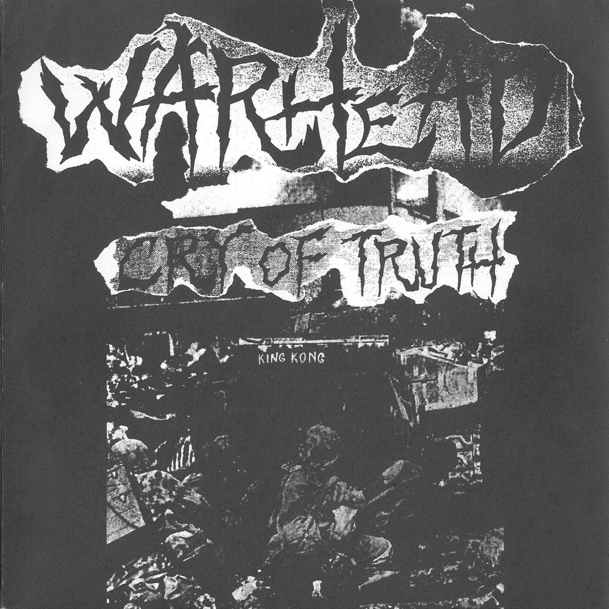 WARHEAD - Cry Of Truth 7