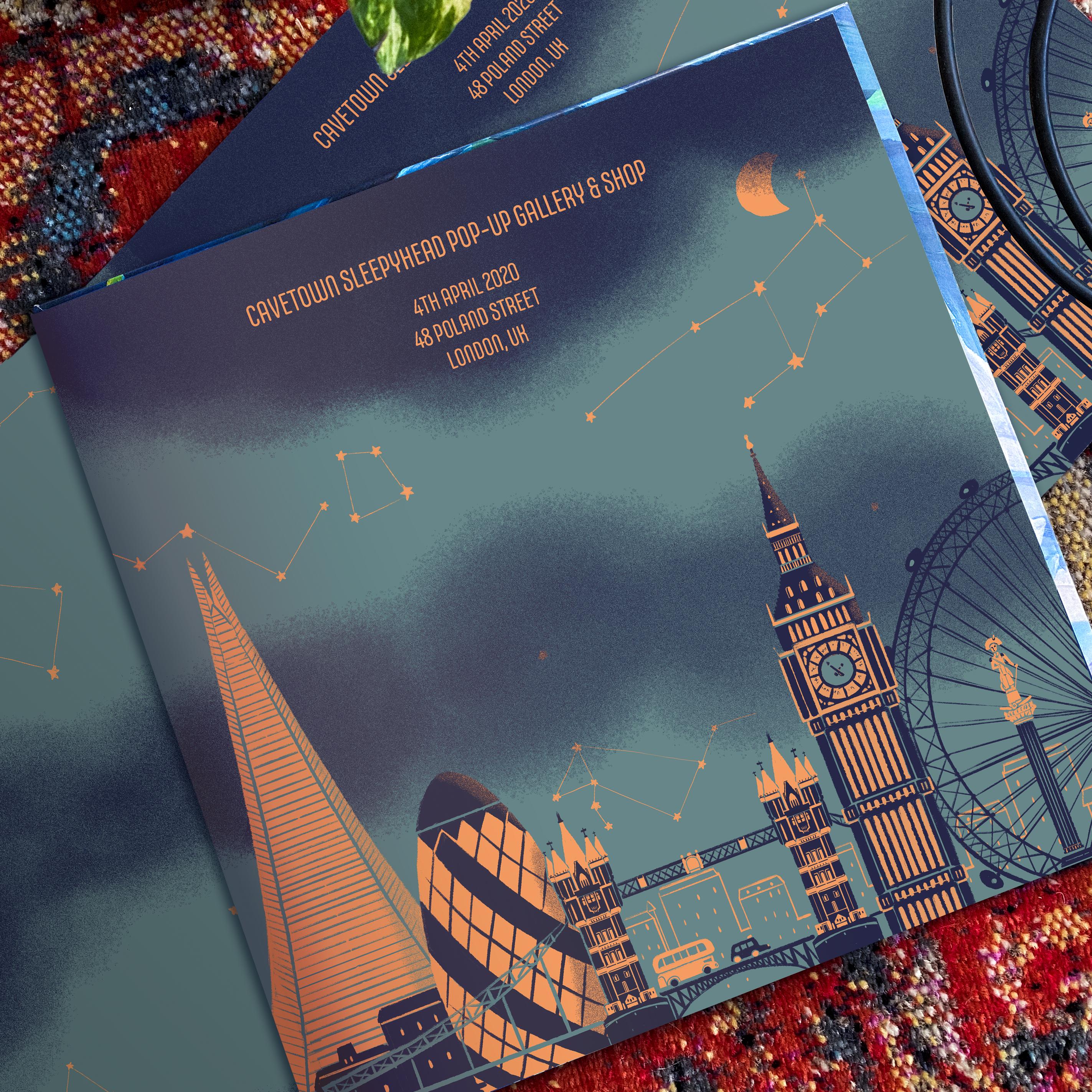 Sleepyhead LP  + Screenprinted Cover