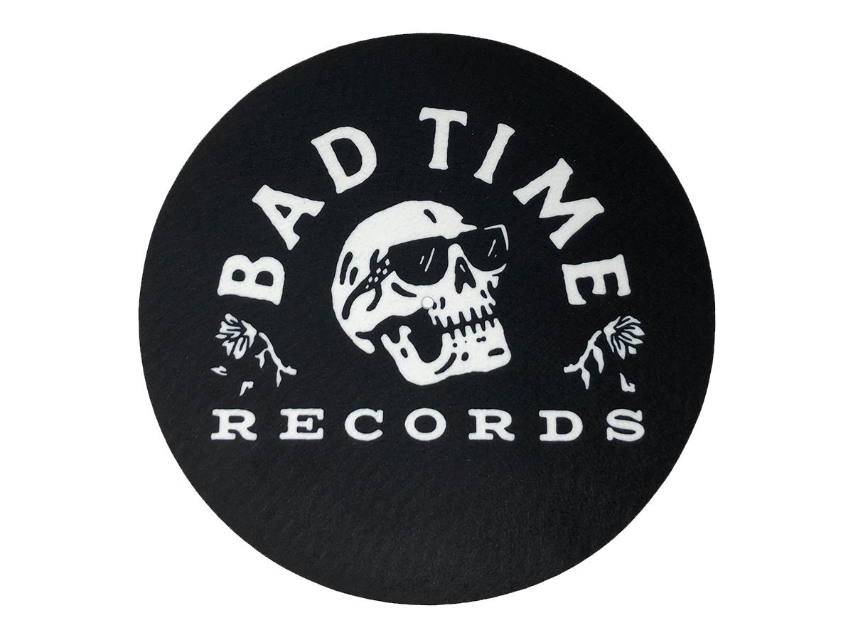 Bad Time Logo Slipmat