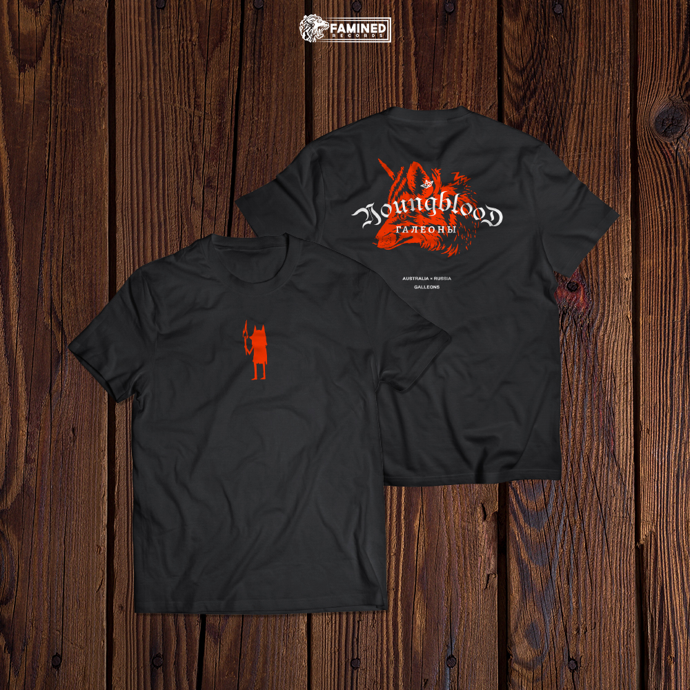 Galleons - Youngblood T-shirt