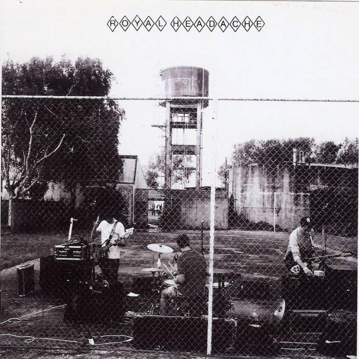 ROYAL HEADACHE - S/T LP